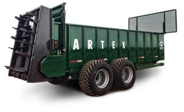 See the Artex SB600 Spreader at Ag Progress Days on August 12-14th