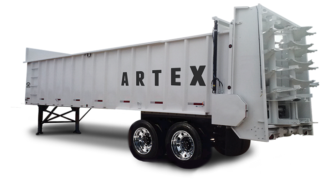 Artex Manufacturing CT Silage Trailer