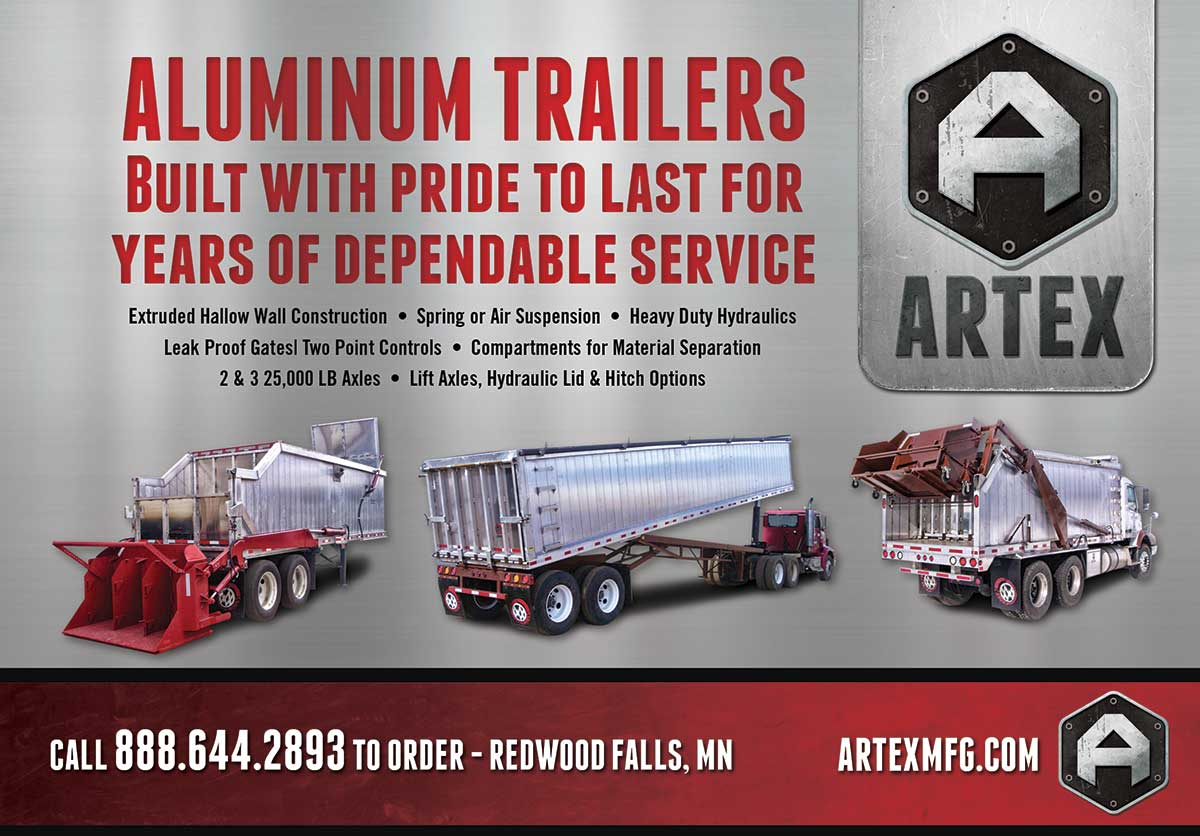 Aluminum trailers built with pride to last for years of dependable service. Rendering Trailers.