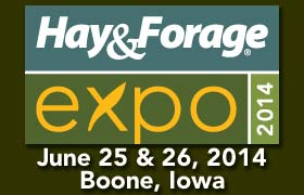 Artex Joins the Hay-Forage Expo in Boone IA on June 25-26, 2014
