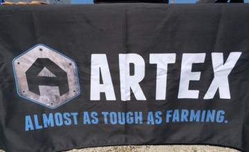 Find Artex Manufacturing in Booth 1254 at the Farm Progress Show