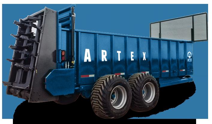 Artex Manufacturing SBX Manure Spreader