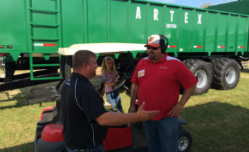 Immerse Yourself in Agriculture – Visit Artex at the Big Iron Farm Show
