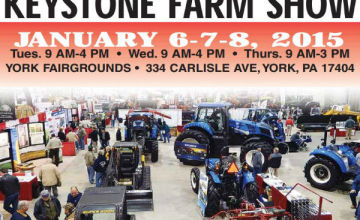 Meet with Artex at the Keystone Farm Show on Jan. 6-8th, 2015