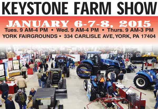 Keyston Farm Show