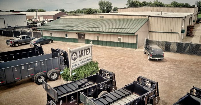 Artex Manufacturing in Redwood Falls, Minnesota