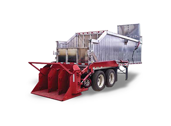 Artex Manufacturing Rendering Trailers