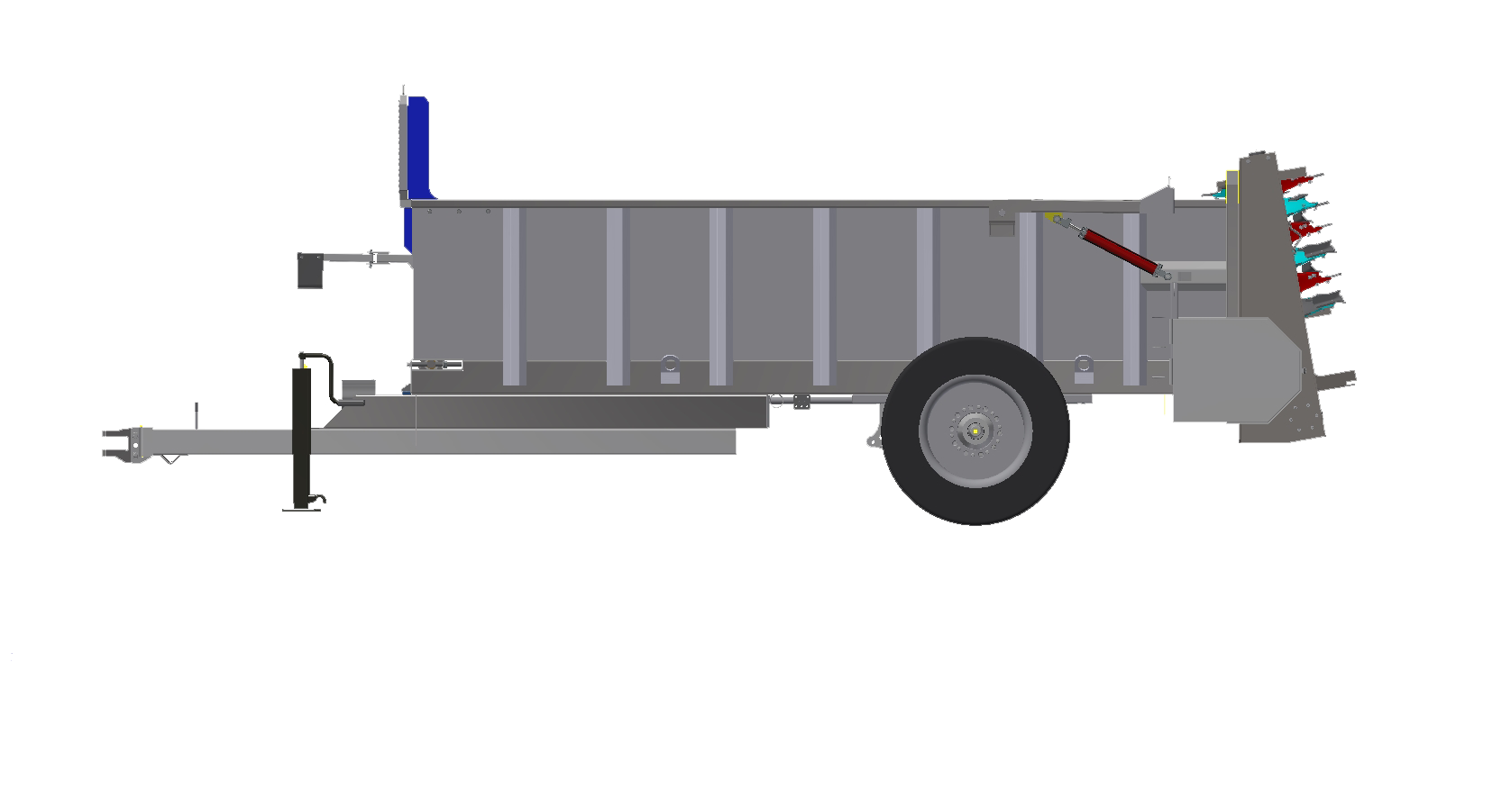 Artex Manufacturing SB200 Manure Spreader